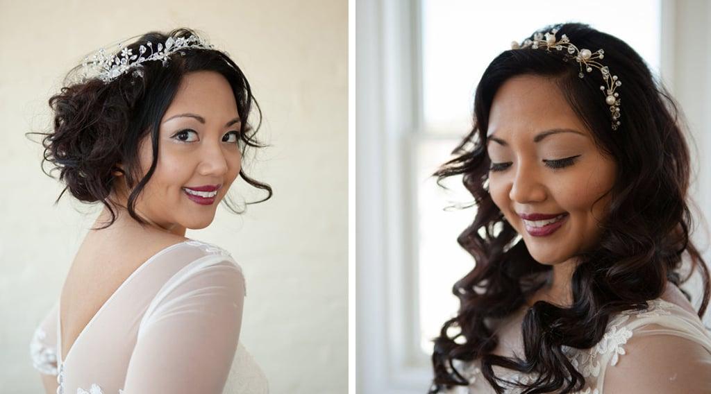 Ann Leslie Glam Wedding Hair Accessories