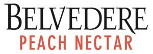 belvedere peach logo
