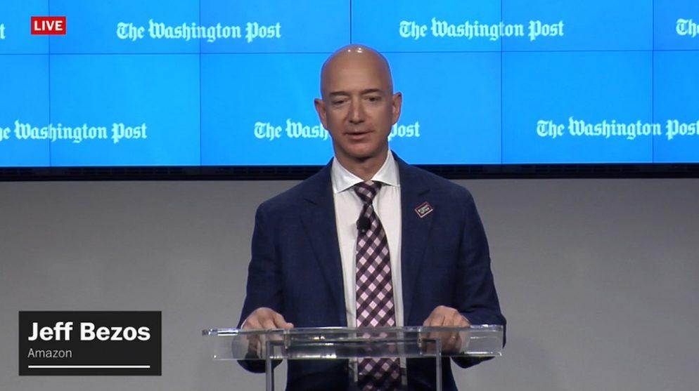 Jeff Bezos's Greatest Gift to the Washington Post: Silence