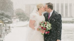 Another Couple Got Married in this Crazy Blizzard