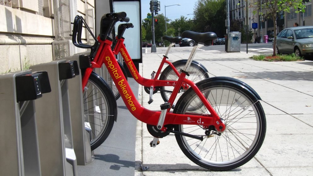 New Bill Would Let Federal Workers Use Their Transit Benefits on Uber, Zipcar, and Bikeshare