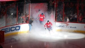 UPDATED: Capitals and Wizards Games Postponed Due to Snowstorm