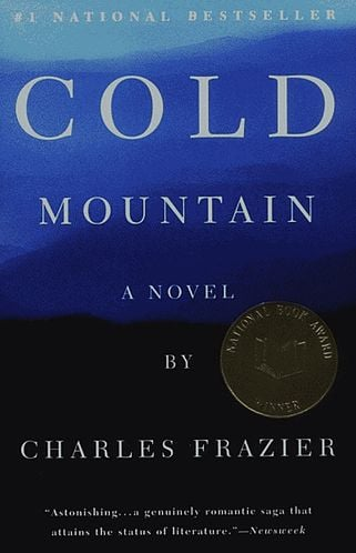 The cover for Cold Mountain.