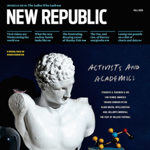 How Much Would You Pay for the <em>New Republic</em>?