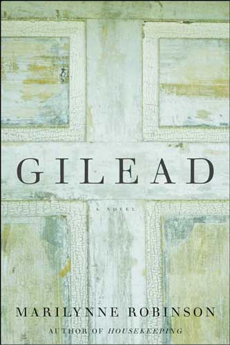 The cover for Gilead.