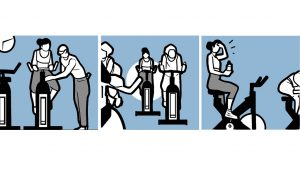 How to Score the Best Spot at Your First Indoor Cycling Class