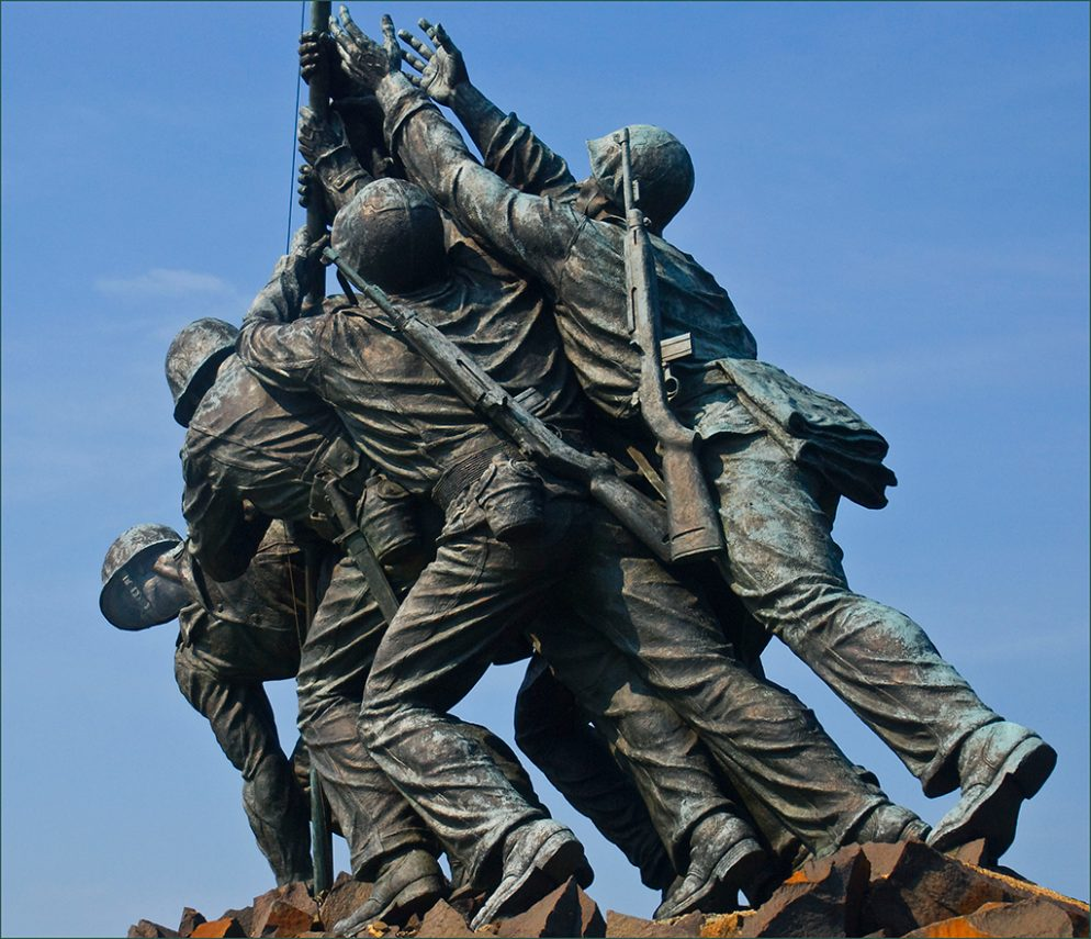 Al Pacino Once Ate a Burrito at the Iwo Jima Memorial (and Other Fun Arlington Facts You Should Know)