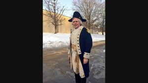 Terry McAuliffe Dresses Up Like Revolutionary War General for TV Show
