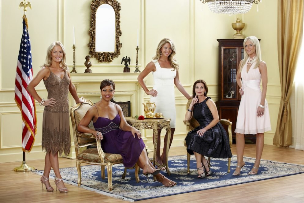 Are the Real Housewives of D.C. Cursed?