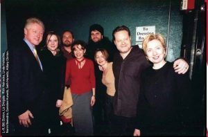 The Time Bill and Hillary Clinton Rented Out the 9:30 Club