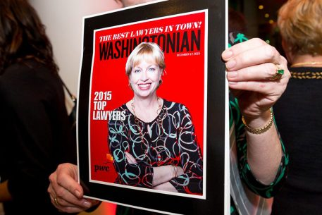 Photos from the 2015 Top Lawyers Celebration
