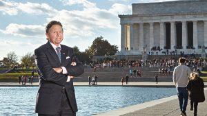 Washingtonian of the Year 2015: John E. Akridge III