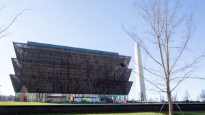 Smithsonian's African American History Museum Will Open September 24