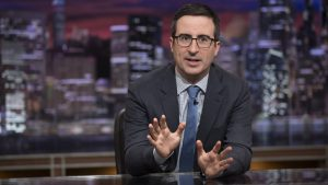 John Oliver Will Perform Stand-up At the Kennedy Center in August