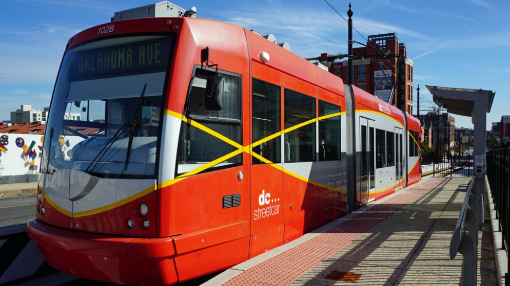DC Streetcar Will Start Passenger Service on February 27