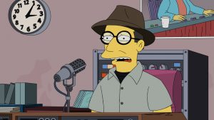 Bob Boilen to Appear on <em>The Simpsons</em>, Like Many of His NPR Colleagues