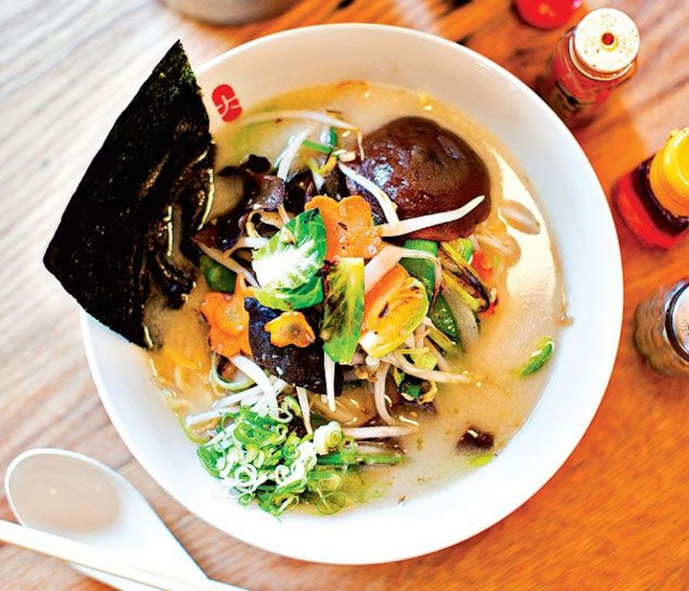 Washingtonian Recommends: Where to Find the Best Ramen Around DC