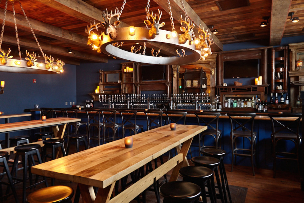 10 New Bars And Restaurants To Try Now