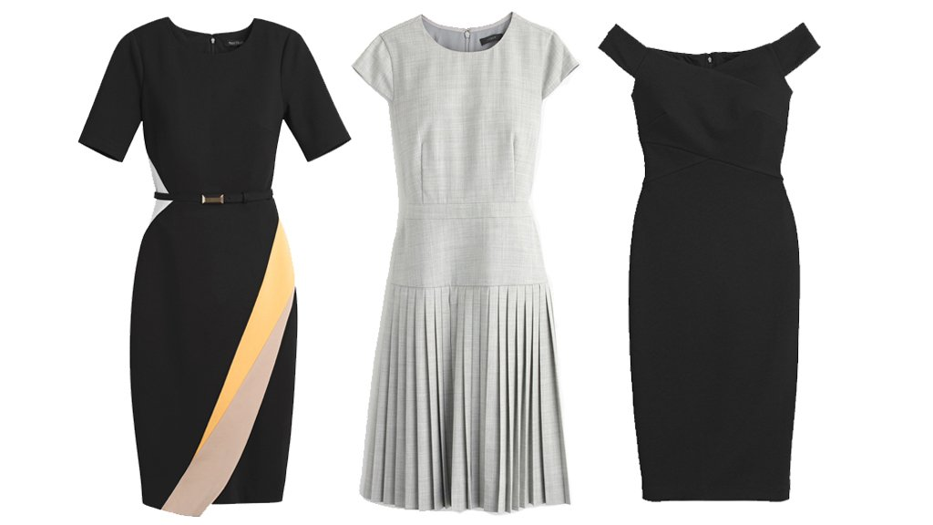 dd83899fce 14 Powerful Work Dresses to Wear When You Want to Channel Claire Underwood