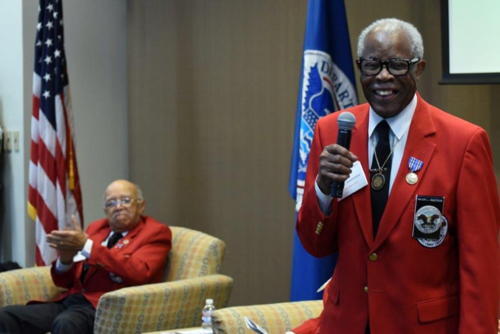 The Tuskegee Airmen Came to Washington, and This is What They Taught Us