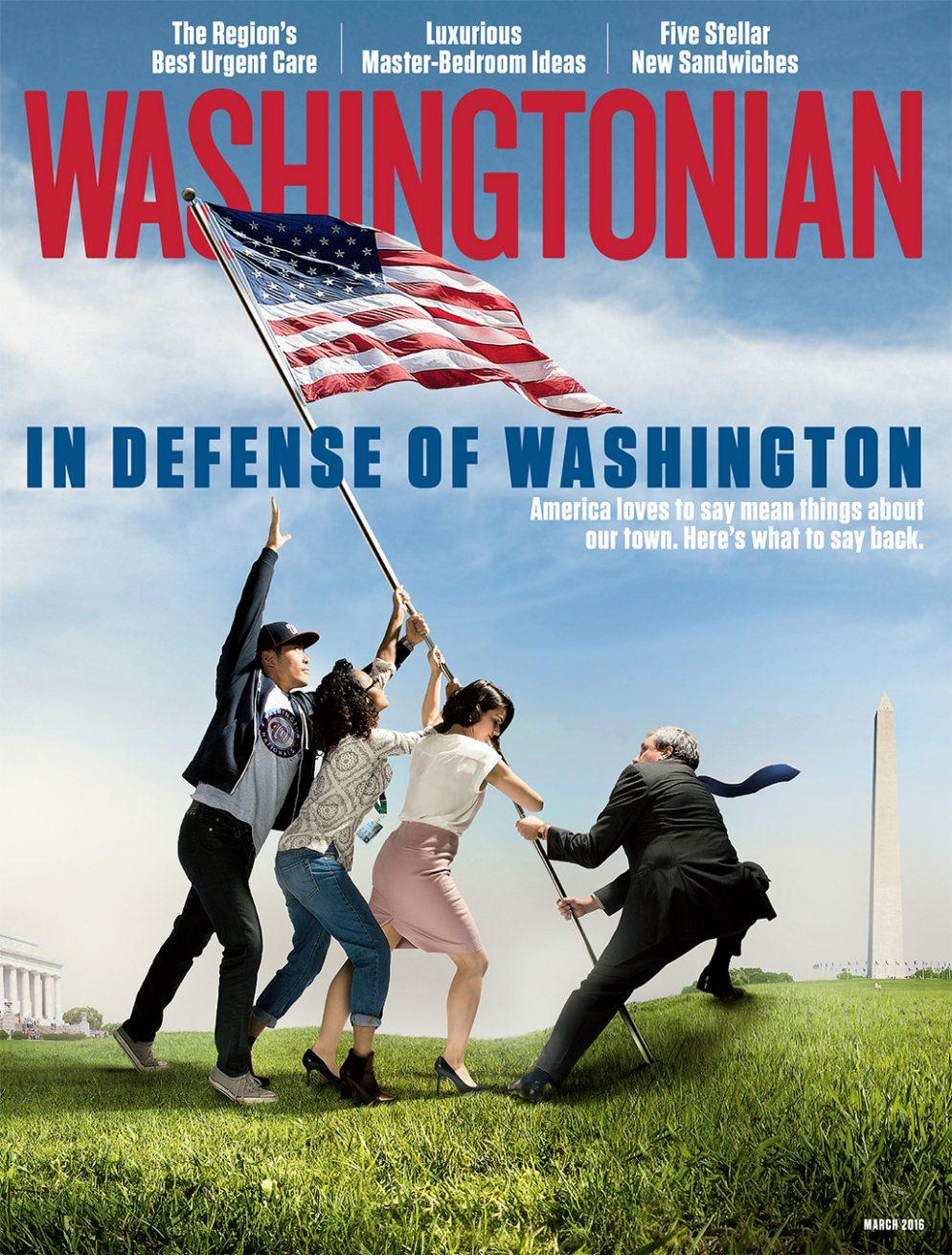 March 2016: In Defense of Washington