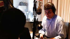 David Remnick on Why You Can't Act Like a Typical Print Neanderthal on the Radio
