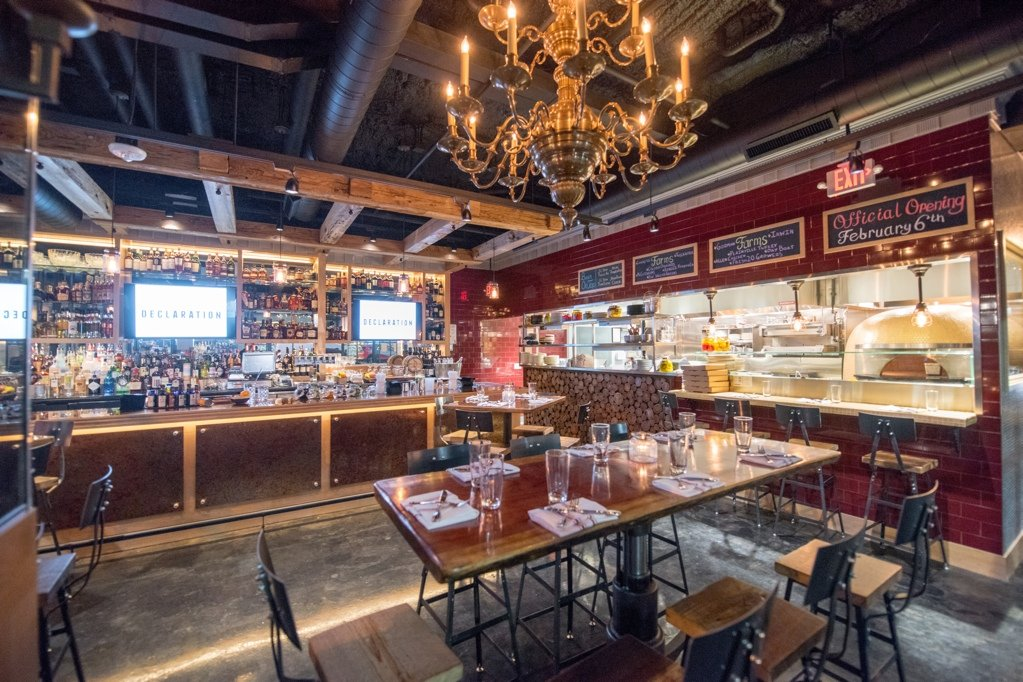 Declaration Is Dc S New Politically Themed Restaurant