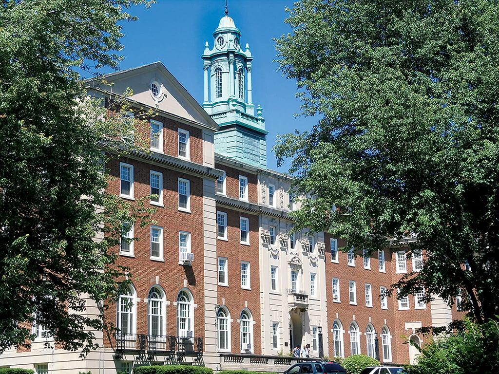 Photograph of St. Joseph's Seminary Courtesy of Wiki Commons