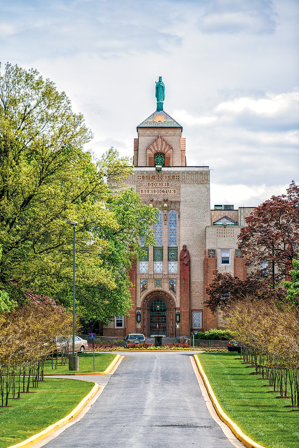Photograph of Howard School of Divinity Courtesy of Howard U. Communications