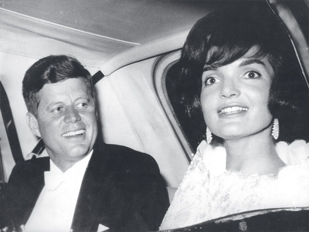 Photograph of Kennedys by Keystone Pictures USA/Alamy