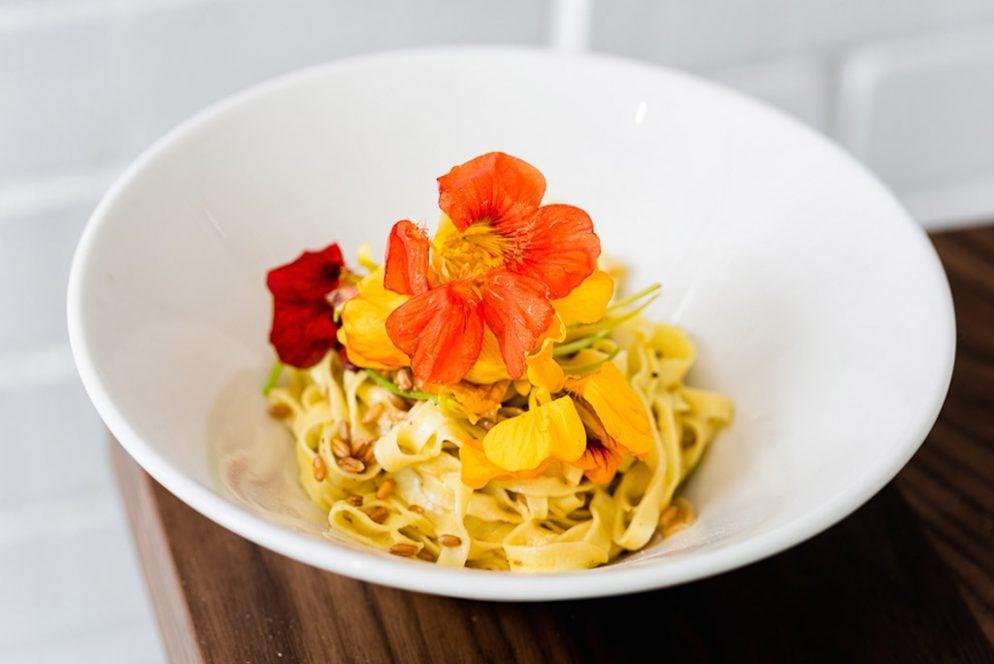 A dish from Centrolina