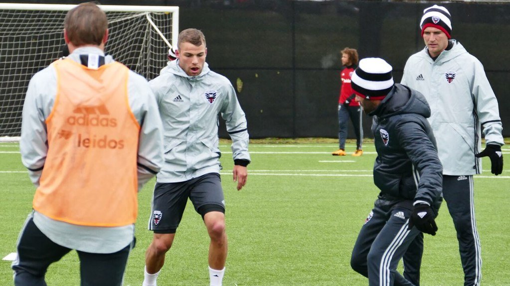 DC United camp February 2016