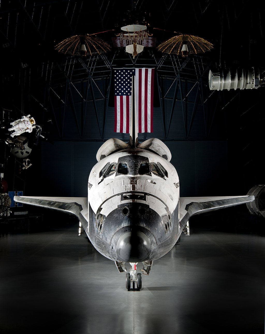 visit space shuttle discovery - photo #12