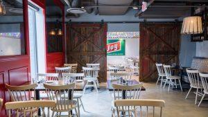 Take a Look Inside Hank's Pasta Bar