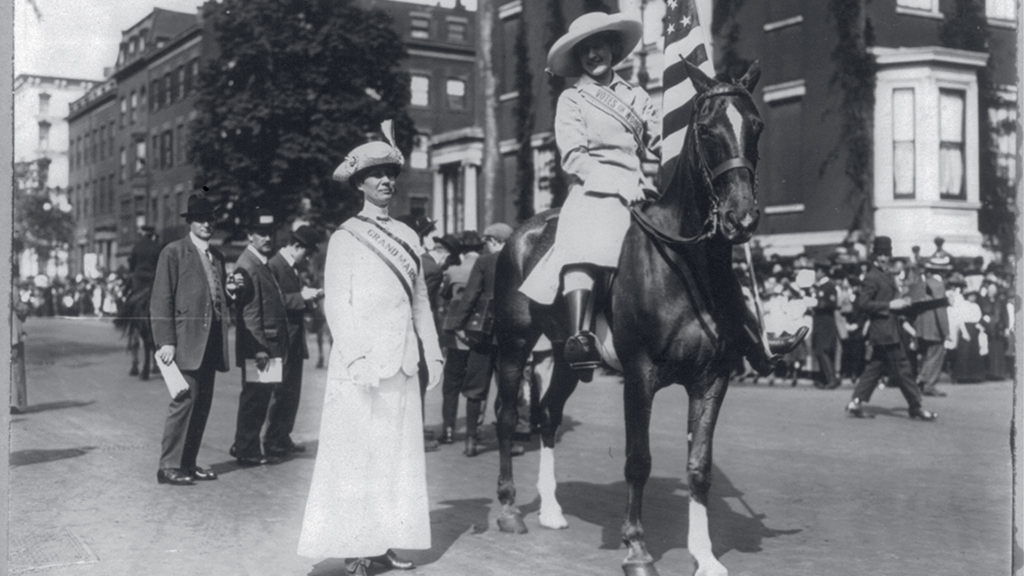 DC women. Women's History Month. Helen Keller.