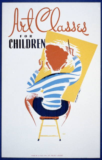 10 Remarkable (Free!) Vintage Posters from the Library of ...