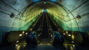 DC Metro Stations, Ranked According to Escalator Outages