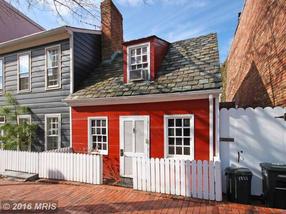 World's Most Charming House Currently for Sale in Georgetown