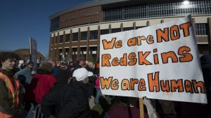 Redskins Ask Supreme Court to Include Them in Another Offensive-Name Case