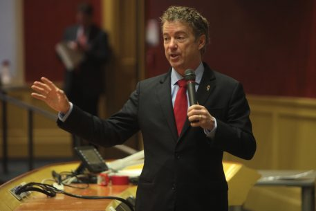 The DC Streetcar Isn't Dead Yet, But Rand Paul Is Ready for It to Be