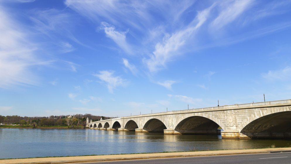 The Arlington Memorial Bridge Will Close in 2021 if It Doesn't Get 0 Million
