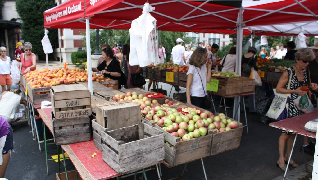 Here Are The Opening Dates For DC-Area Farmers Markets