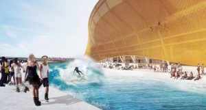 See Even More Renderings of the Redskins' New Stadium Design—Including the Moat in Winter