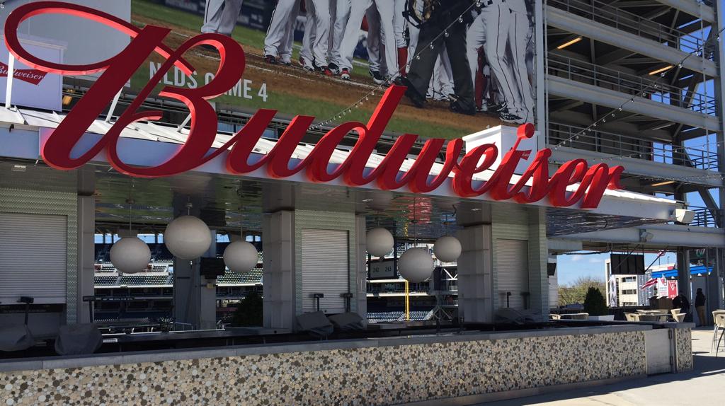 Budweiser Terrace