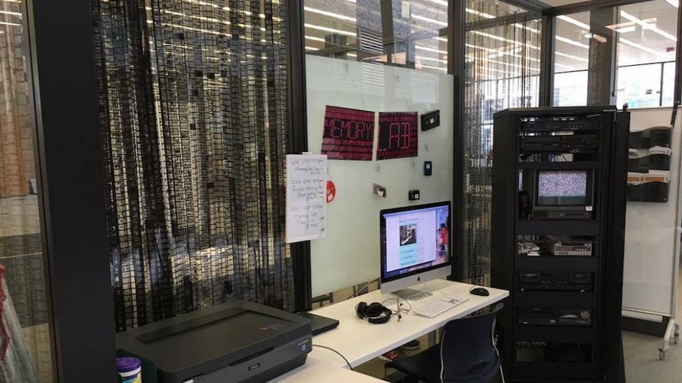 """The DC Public Library's New """"Memory Lab"""" Lets You Digitize Old Photos and Videos"""