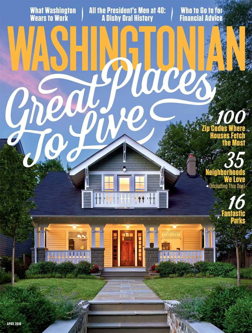 April 2016 great places to live in washington dc for Nice places to live