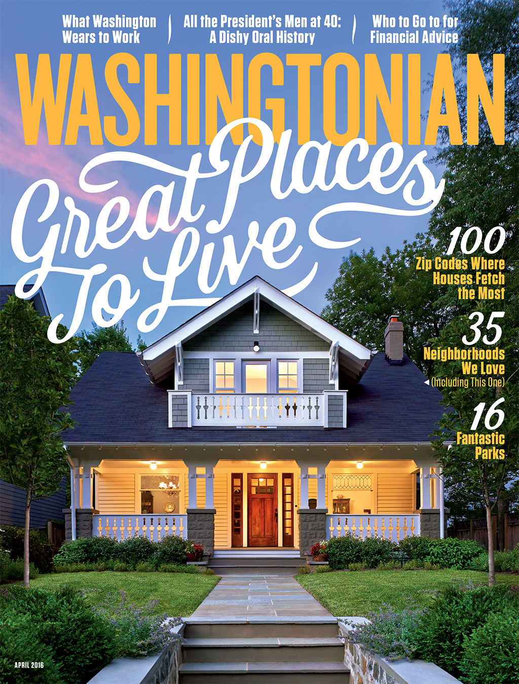 Great Places to Live in Washington, DC