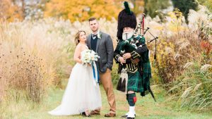 Preppy, Scottish Wedding Inspiration at Virginia's River Farm