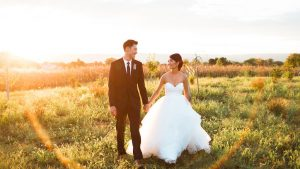 You'd Never Guess This Rustic Maryland Wedding Took Place Just an Hour Outside of DC