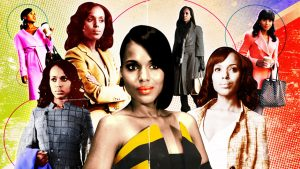"Meet the ""Scandal"" Costume Designer Behind Olivia Pope's Power Look at This DC Event"